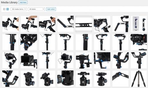 WordPress image CDN and optimization